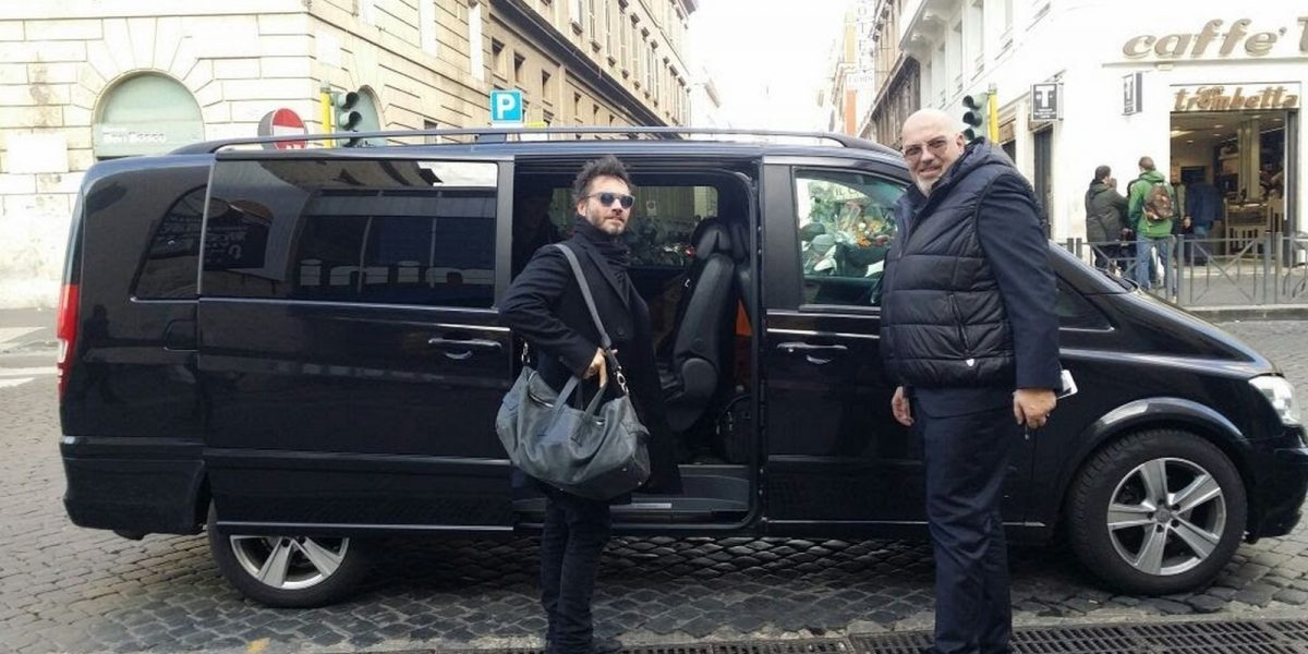 Chauffeur service Italy