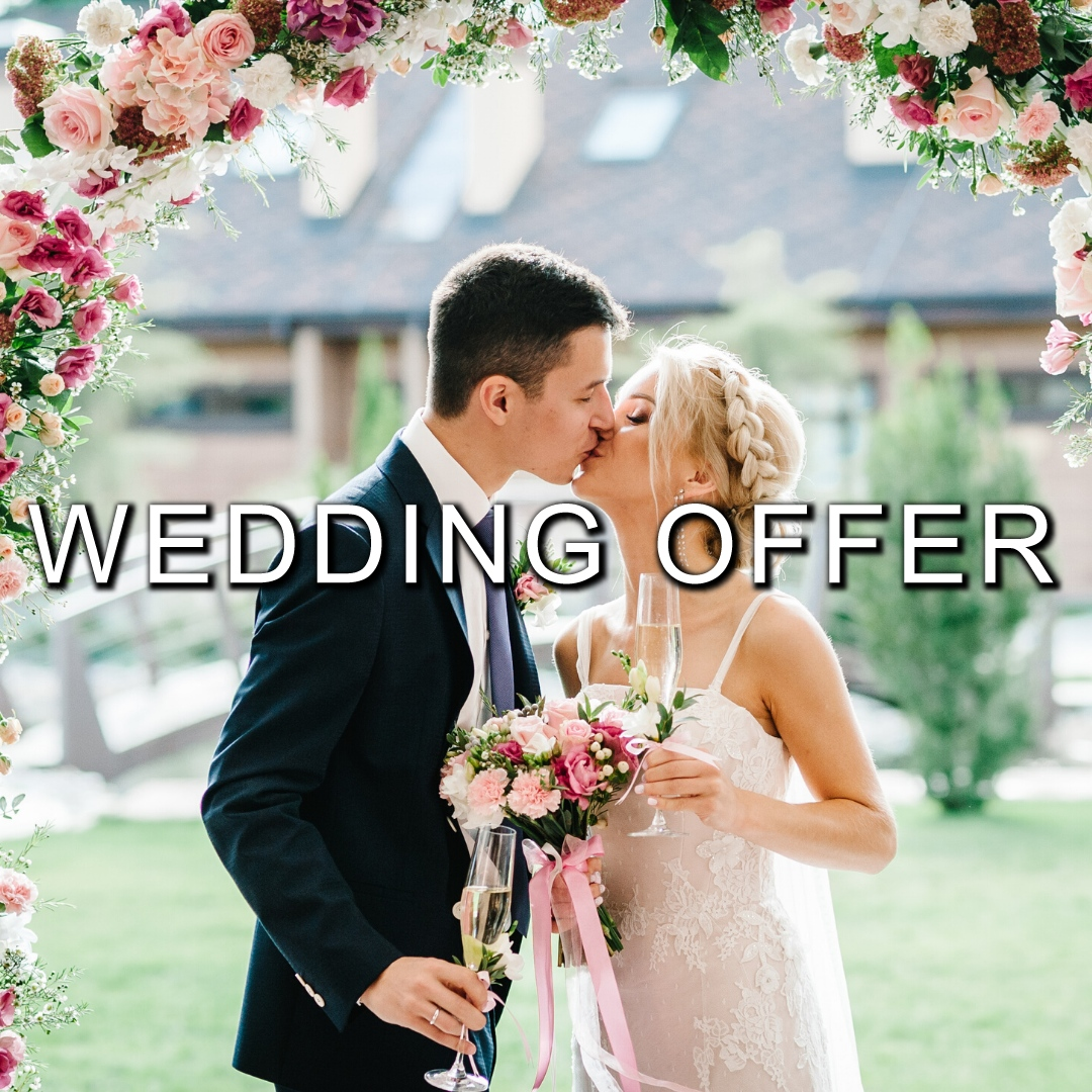 WEDDING OFFER | Private driver Rome